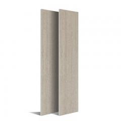 扬子 实木地板 番龙眼·极简灰 YHS07 910*115*18mm